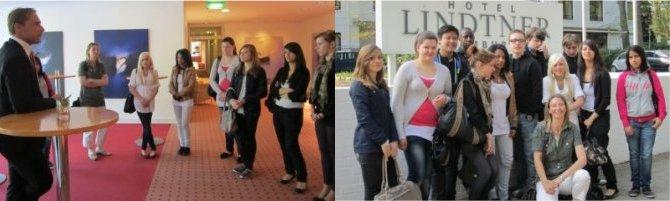 Schülerinnen erhalten bei verschiedenen Terminen Einblick in das Berufsbild