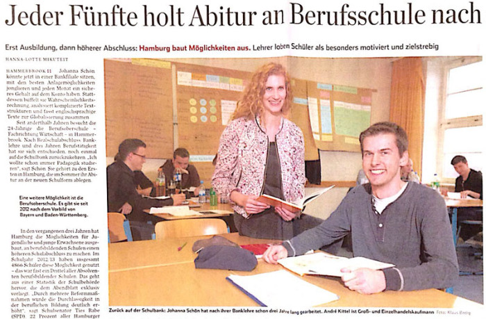 Abendblatt Foto 2014