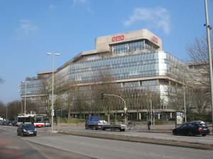 Die Otto-Zentrale in Hamburg