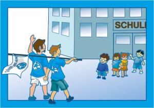 Viva Con Agua Schule