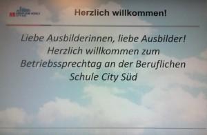 Foto Betriebssprechtag